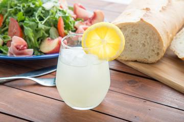 lemonade at lunch