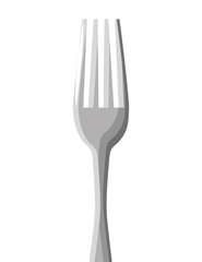 cutlery tool kitchenware isolated icon