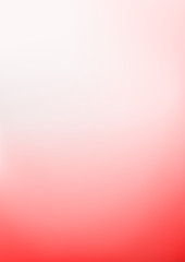 Abstract Red Blurred Vector Portrait Background