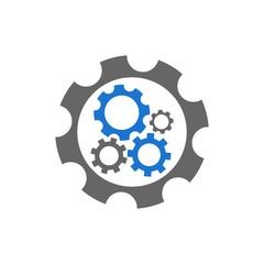Car tune up logo icon Vector