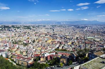 Naples View cityscape