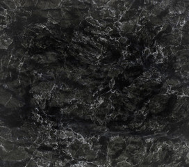 Black marble texture background pattern