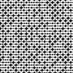 seamless background pattern, with paints and strokes, black and white