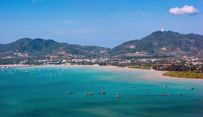 View of the Andaman Sea, Phuket