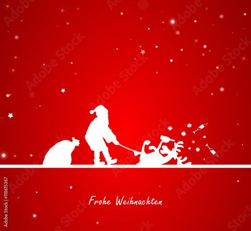 Weihnachtsbilder Elch.Weihnachten Betrunkener Elch Stockfotos Und Lizenzfreie Vektoren