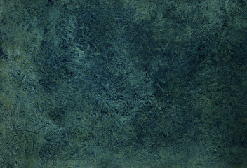 Abstract blue green texture background