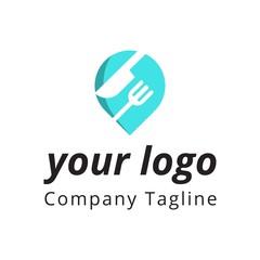 Pin Restaurant Logo