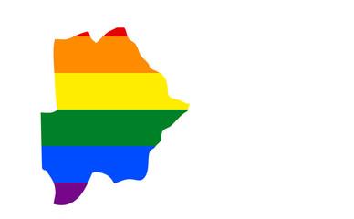 Botswana Faso Gay Pride State