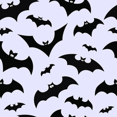 Wallpaper with bats
