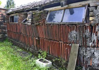 Old rural shed