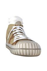 scarpe scarpa  running shoes isolates on white