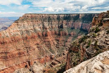 Grand Canyon National Park at South Rim, Arizona