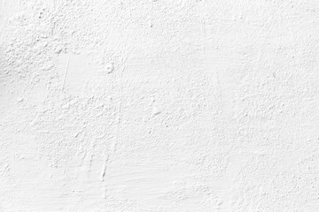 white painted plaster wall background