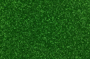 green glitter texture abstract background