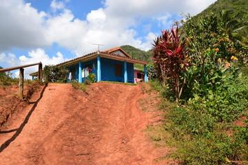 Kubanisches Bauernhaus