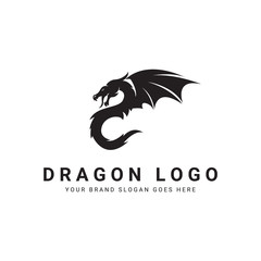 Dragon logo.