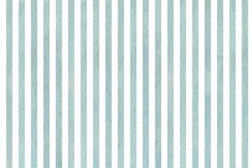 Watercolor blue striped background.
