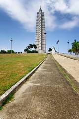 José Martí Denkmal, Plaza de la Revolución, Havanna