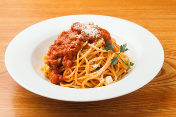 スパゲッティーミートソース