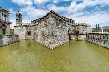Castillo de la Real Fuerza in Havanna, Kuba
