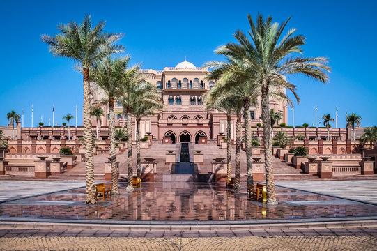 Emirates Palace - Abu Dhabi, United Arab Emirates