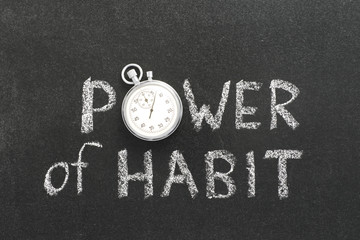 power of habit watch