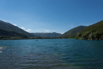 Scanno (AQ), il lago