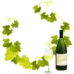 フレーム・白ワイン
