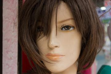 Mannequins portraits.