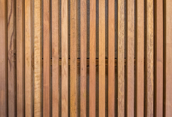 wooden vertical slats for background and texture