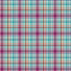 Bright seamless checkered pattern Tartan square line ornament Geometric background