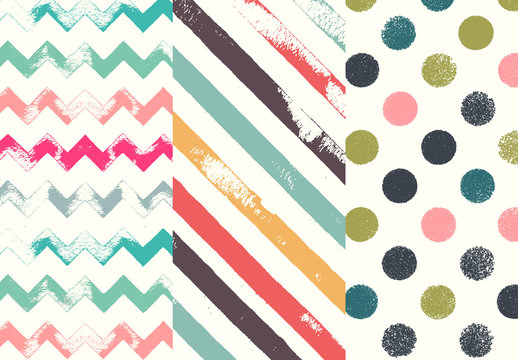 Distressed Patterns