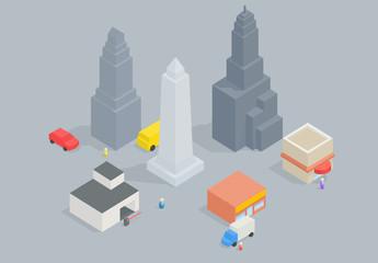 City Building Kit