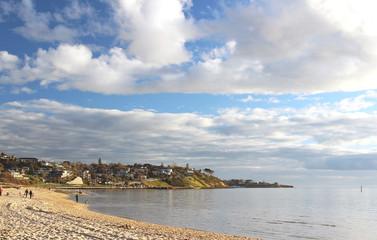 Frankston beach, Victoria, Australia