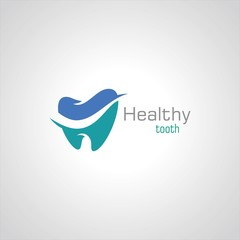 healthy tooth logo