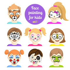 Face painting 7