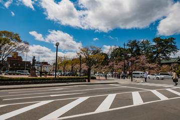 Hirosaki city