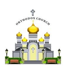 vector Orthodox church