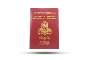 PASSPORT  CAMBODIA