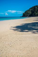 Beautiful tropical beach - Phuket Thailand