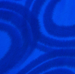 indigo abstract textile background - color shading texture