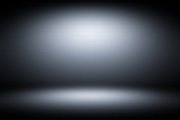 colorful blurred backgrounds / black background / dark grey background. Empty Gray Studio well use as background