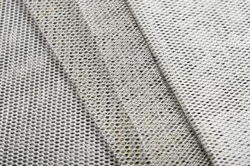 Cleaned aluminum mesh filter for cooker hood