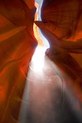 Wall Mural - Scenic and Magic Antelope Canyon, Arizona, United States of America