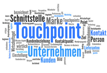 Touchpoint (Point of Contact, Customer Journey)