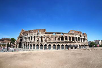 Le Colisée / Colosseo - Rome (Italie)
