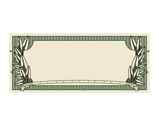 bill dollar print seal isolated icon vector illustration design