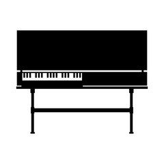 Clavichord, musical instrument