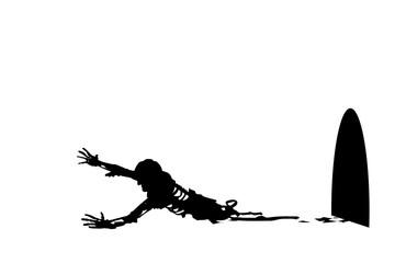 crawl zombie 01