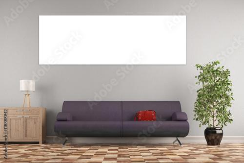 Panorama bild an wand im wohnzimmer imagens e fotos de for Bild wand wohnzimmer